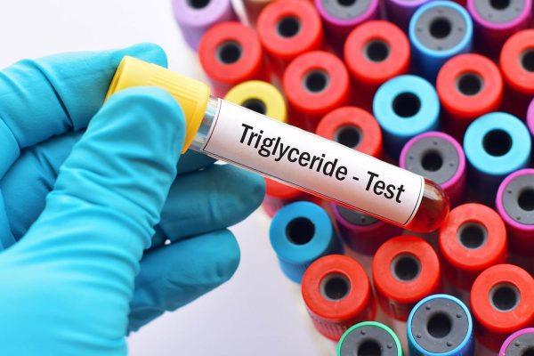 định lượng triglycerid trong máu
