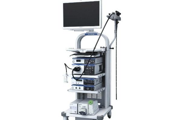 máy nội soi nbi giúp tầm soát ung thư