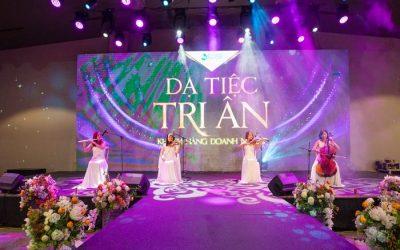 Thu Cúc tổ chức dạ tiệc tri ân hoành tráng thu hút hơn 500 doanh nghiệp tham dự