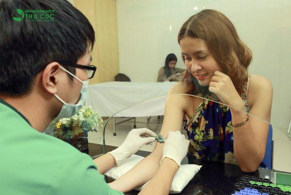 xét nghiệm bệnh thalassemia thông qua xét nghiệm tổng phân tích tế bào máu ngoại vi
