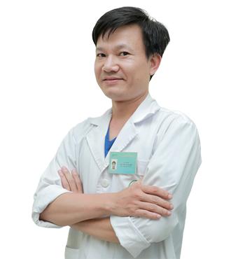 Bác sĩ CKI Nguyễn Tuấn Hiệp – Trưởng đơn vị Cấp cứu hồi sức