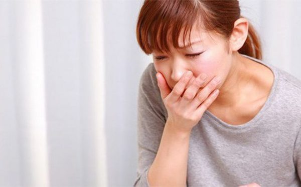 viêm đường hô hấp do trào ngược dạ dày, thực quản