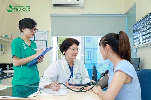 điều trị trào ngược dạ dày thực quản tại Thu Cúc