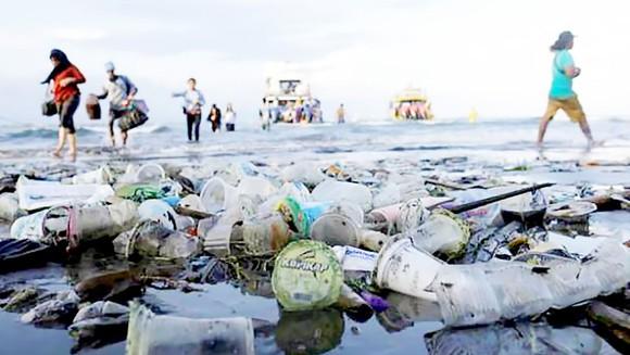 hiểm họa rác thải nhựa