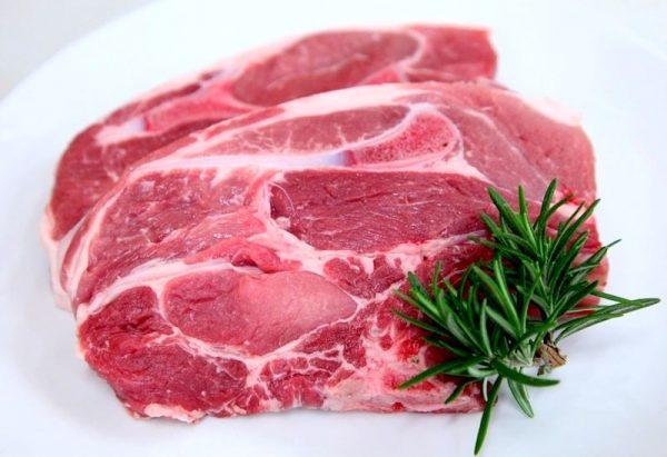 Thịt nạc rất tốt cho người bị viêm đại tràng. (ảnh minh họa)