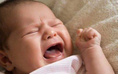 Cách chữa nấc cụt ở trẻ sơ sinh
