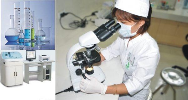 xét nghiệm số lượng bạch cầu trong máu tại Thu Cúc