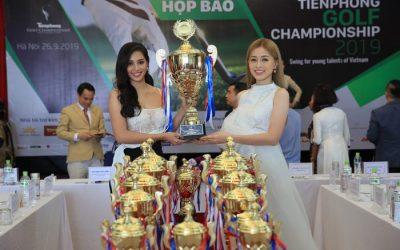Bệnh viện Thu Cúc đồng hành cùng các tài năng trẻ tại giải Tiền Phong Golf Championship 2019