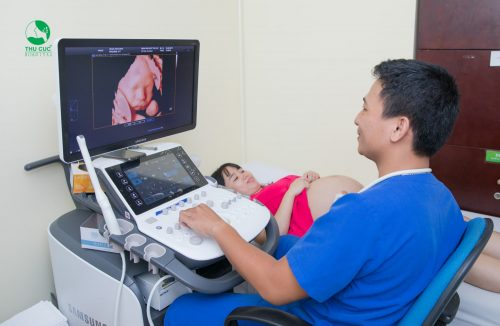 Siêu âm thai 5D tại Thu Cúc