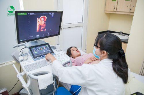 Siêu âm thai 5D ở bệnh viện nào