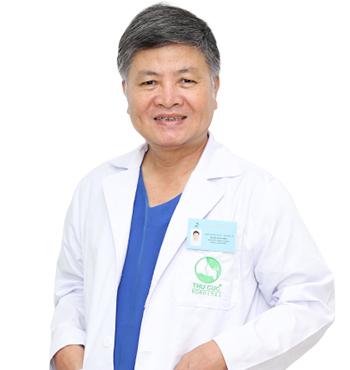 bác sĩ Tạ Quang Mậu - Phó giám đốc Phòng khám ĐKQT Thu Cúc