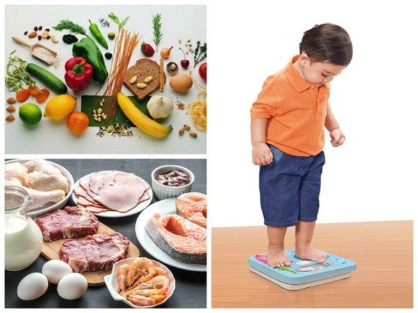 bổ sung dinh dưỡng giúp trẻ tăng trưởng chiều cao