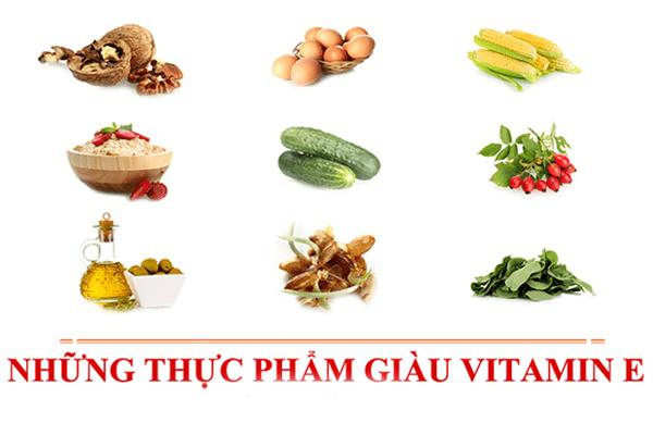 bổ sung vitamin e vào thời điểm nào trong ngày là tốt