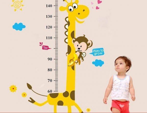 các thời điểm vàng tăng trưởng chiều cao cho trẻ
