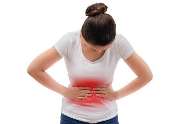 các vị trí đau bụng quanh rốn