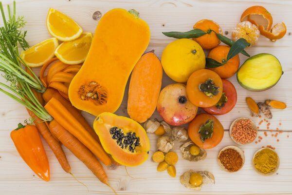 caroten máu là gì?