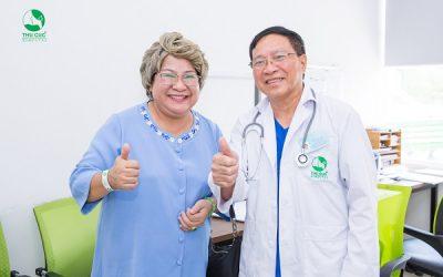 Diễn viên Minh Vượng: Thu Cúc là bệnh viện tôi luôn luôn tìm đến khi cần khám sức khỏe
