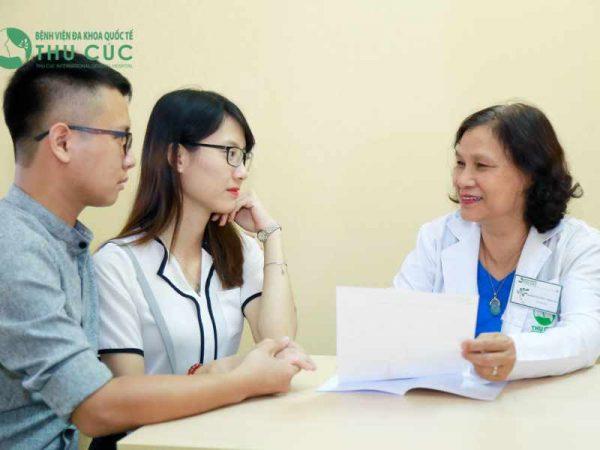 điều trị đau thắt lưng ở phụ nữ tại Thu Cúc