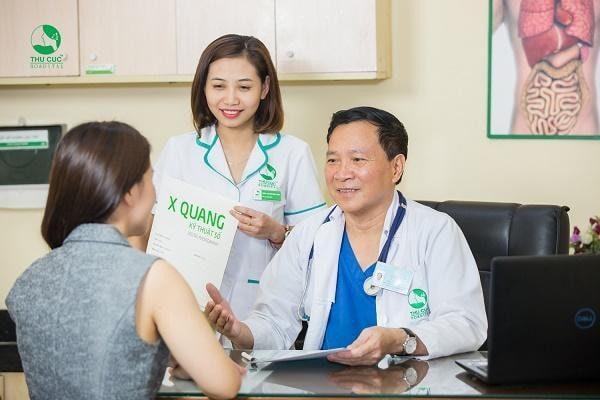 điều trị xuất huyết giảm tiểu cầu vô căn tại bệnh viện Thu Cúc