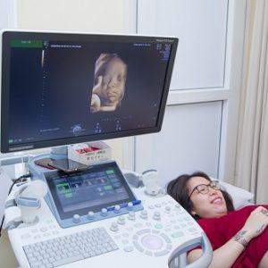 Máy siêu âm thai 5D – sự đột phá của công nghệ y học hiện đại