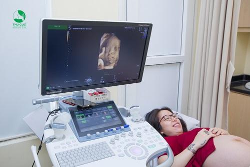 máy siêu âm thai 5D