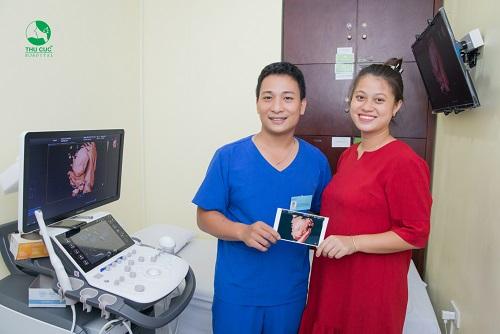 bác sĩ siêu âm 5D