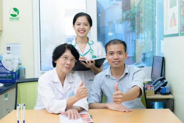 nội soi nbi 5p tại Thu Cúc phát hiện sớm ung thư