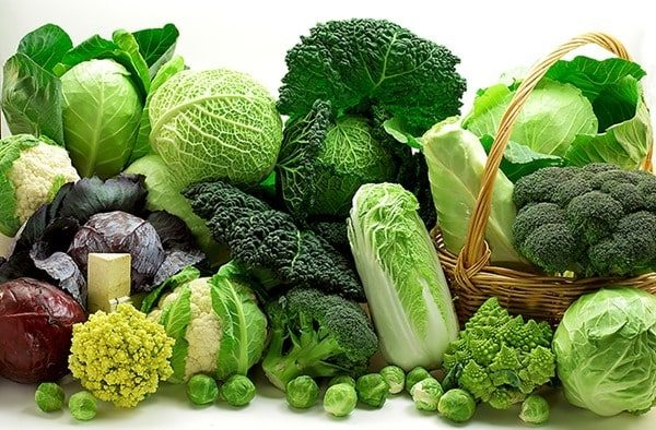 rau xanh là thực phẩm người bị bệnh tiểu đường nên ăn