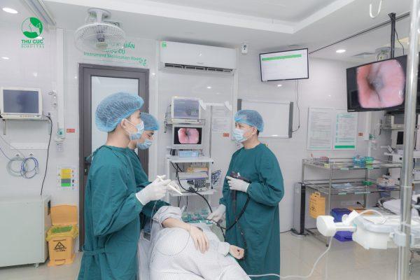 nội soi dạ dày đại tràng công nghệ nbi 5p