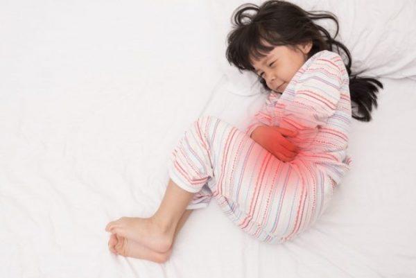 Các biểu hiện trẻ bị loạn khuẩn đường ruột