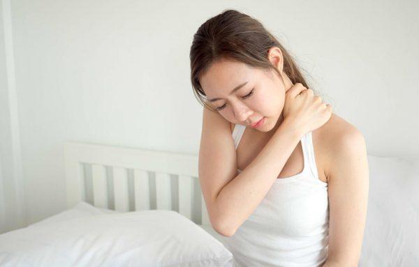 Nguyên nhân đau cổ