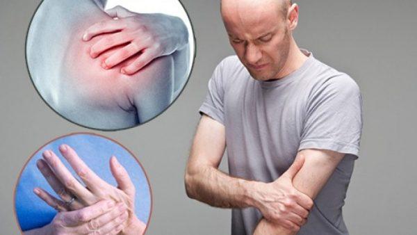 Nguyên nhân dẫn đến đau bả vai lan xuống cánh tay