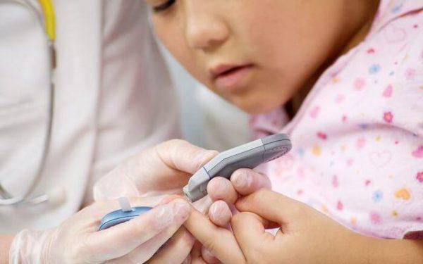 Điều trị bệnh tiểu đường ở trẻ em