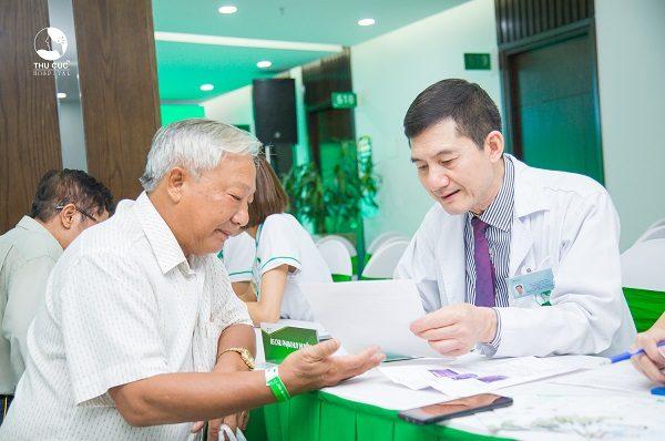 điều trị nhiễm khuẩn đường tiết niệu với chuyên gia tại bệnh viện Thu Cúc