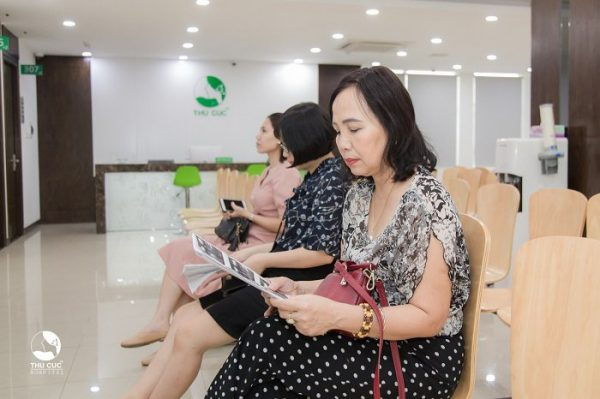 gói khám sức khỏe tổng quát cho phụ nữ tiền mãn kinh