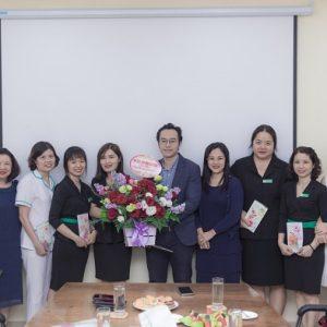 Hệ thống Y tế Thu Cúc tổ chức lễ Tri ân Nhà giáo Việt Nam