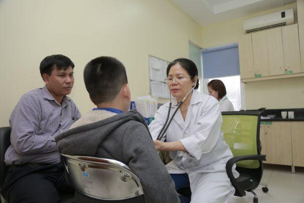 điều trị bệnh cảm lạnh để không gây biến chứng tại Thu Cúc