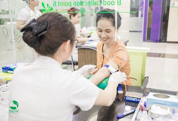 NSND Lan Hương TSUT tiêu hóa
