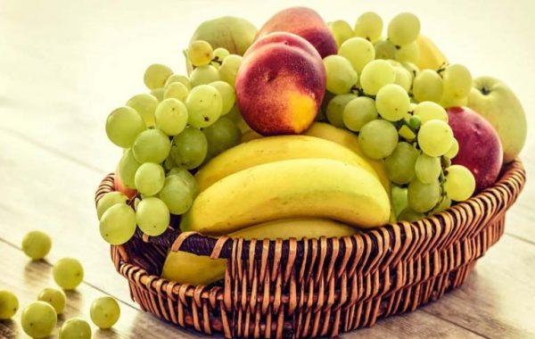 người bị polyp túi mật nên ăn các loại rau xanh, hoa quả