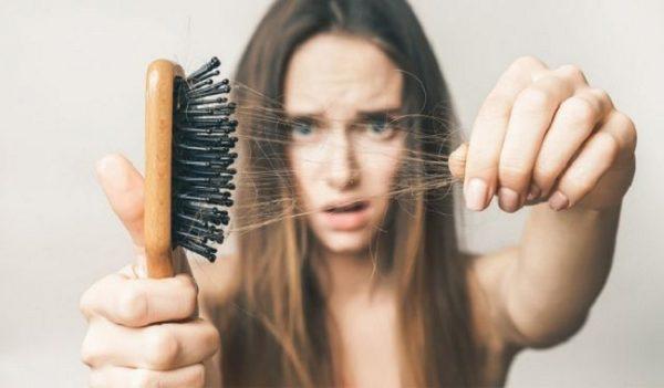 Tóc rụng do thiếu sắt, tiểu đường, căng thẳng