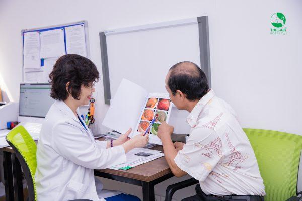 tầm soát ung thư thực quản, dạ dày, đại trực tràng nâng cao