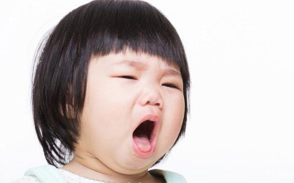 Các biểu hiện của trẻ bị viêm họng