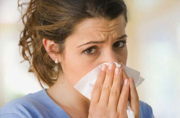 triệu chứng viêm mũi dị ứng