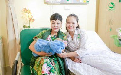 """Diễn viên Minh Hằng Táo Quân: Muốn """"bầu sang đẻ xịn"""" thì cứ Thai sản trọn gói mà chọn"""