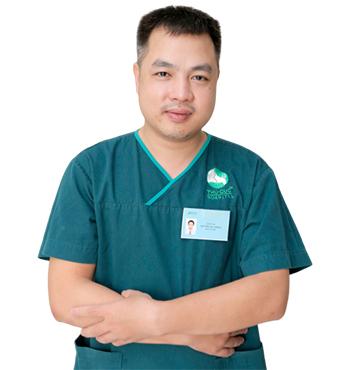 Bác sĩ CKI Nguyễn Bá Thắng – Bác sĩ Gây mê hồi sức