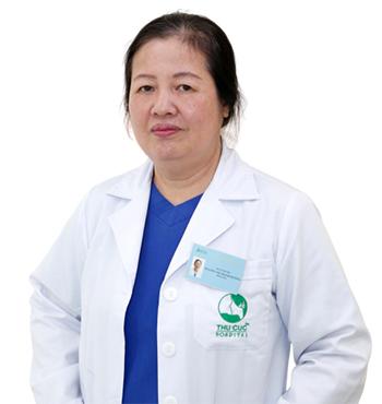 Bác sĩ CKI Nguyễn Thị Thanh Hương, bác sĩ Nhi sơ sinh