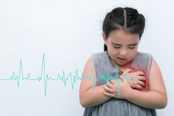 biểu hiện thấp tim ở trẻ em