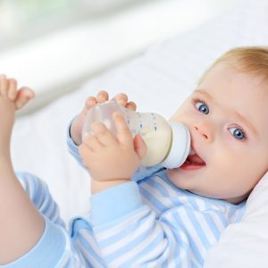 """Giúp mẹ """"khám phá"""" những điều thú vị về dạ dày của trẻ sơ sinh"""