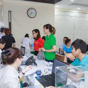 Khám sức khỏe tổng quát doanh nghiệp Hà Nội hết bao nhiêu tiền?