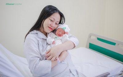 Hot mom Quỳnh Giang sinh con: Bí quyết sinh mổ lần 2 nhẹ tênh